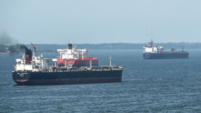 El mundo sigue con atención el avance de los barcos de la nación persa hacia Venezuela. Foto: AFP