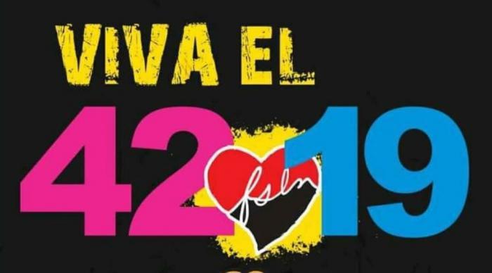 Este 19 de julio de 2021 se celebró el aniversario de la Revolución Sandinista Foto: 19DIGITAL