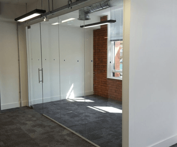 Spinningfields Sound-proof Meeting Room