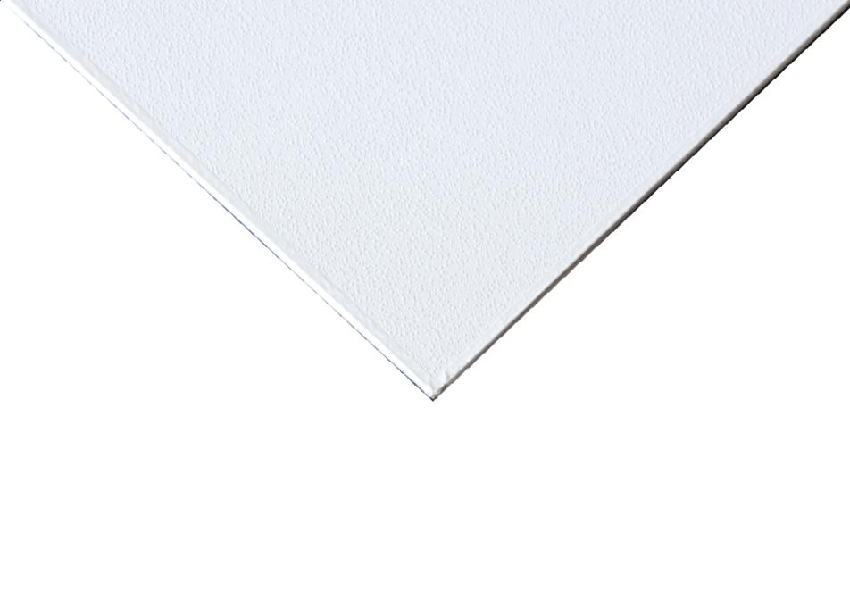 Vinyl Faced Silver Foil Back Ceiling Tiles