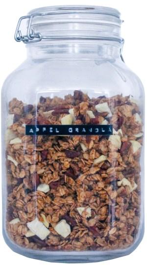 Apfel Granola
