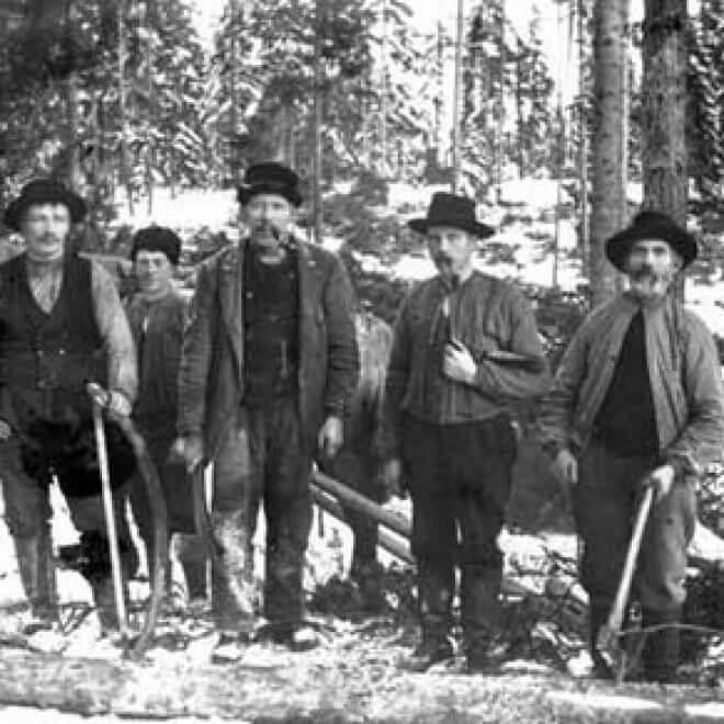 Lumber Jacks