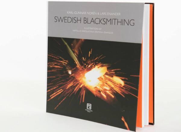322-E Swedish Blacksmithing Book
