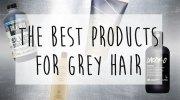 shampoo grey hair
