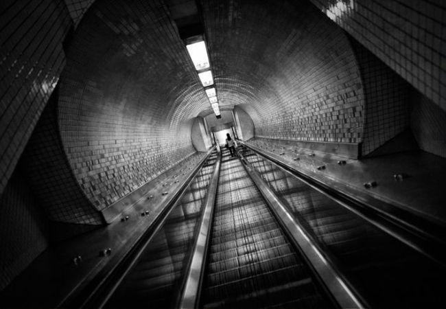 New York Subway - New York, U.S.A.