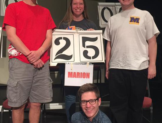 Marion High School Academic Teams Compete At State