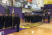 Marion High School JROTC Program Hosts Veterans Day Ceremony