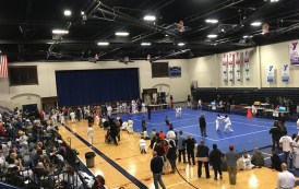 15th Annual Red, White and Blue Classic Judo Tournament