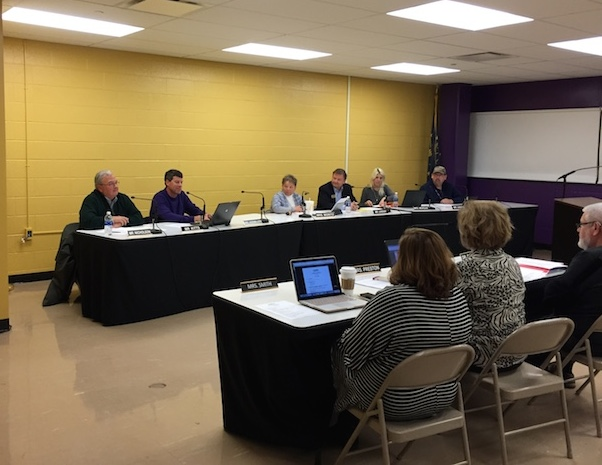 Marion School Board Elects New President