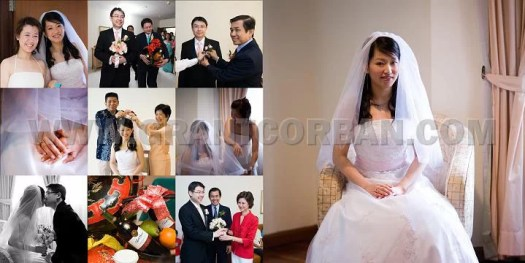 Cyberview Lodge Montage Wedding Album Design for Farn Huei and Eucee