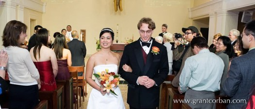Randy and Yin Mei - Wedding at the Paulist Center, Boston, Massachusetts