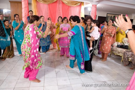 sikh wedding sangeet