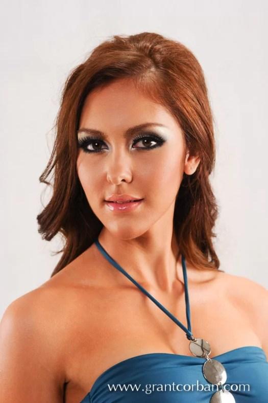 Miss Universe Malaysia 2012 Kimberley Leggett