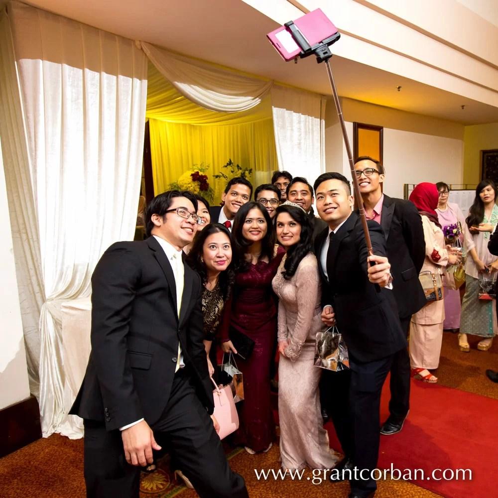 Tengku malay wedding banquet at grand dorsett hotel