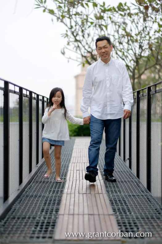 Outdoor Family photography in Bangsar