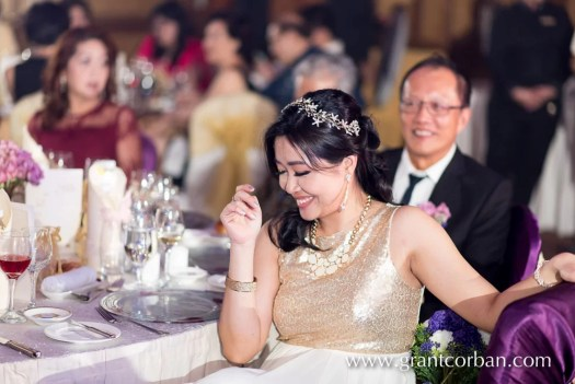 Chinese Wedding and dinner at the Sunway Resort Hotel and Spa Grant Corban