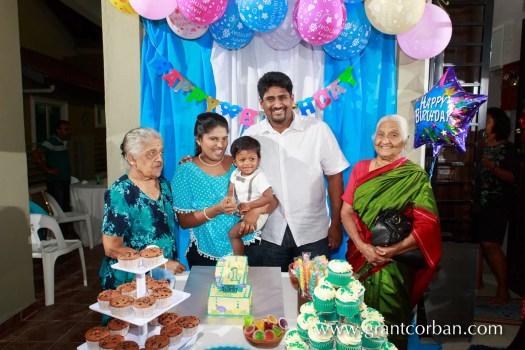 Putra heights Birthday