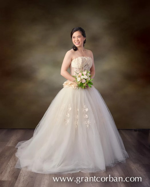 St Pucchi wedding gown malaysia
