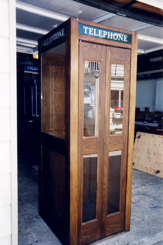 Indoor Phone Booths