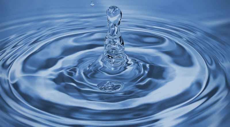 close up photo of water drop