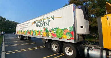 Forgotten Harvest Works to Drive Out Hunger