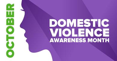 Six Grants to Kick Off Domestic Violence Awareness Month