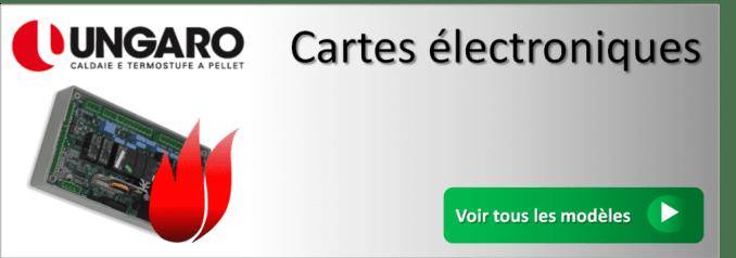 PIECES UNGARO CARTES ELECTRONIQUES