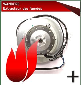 wanders extracteur de fumée
