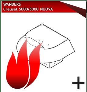 WANDERS creuset 5000