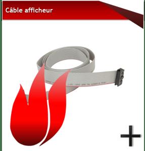 CABLE AFFICHEUR