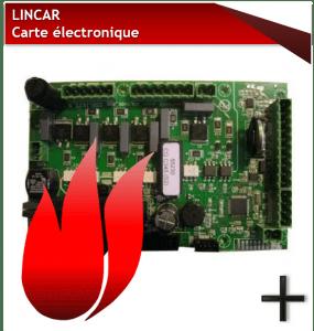 PIÈCES LINCAR CARTE ELECTRONIQUE