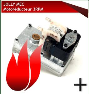 JOLLY MEC MOTEUR 3RPM