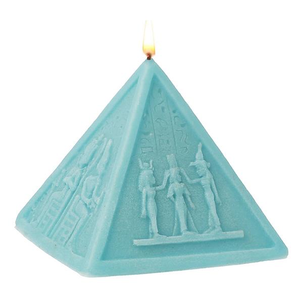 Molde piramide egipcia para hacer velas Venta online