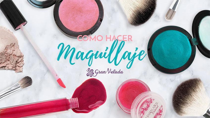 Como hacer maquillaje