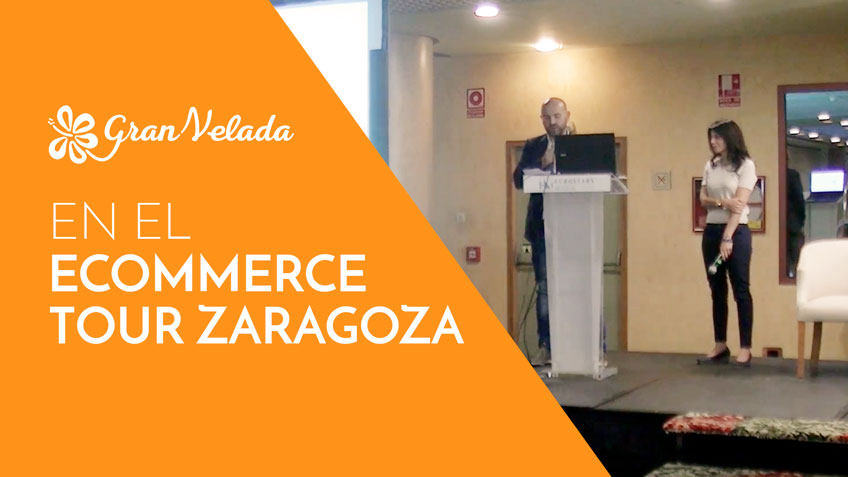 Gran Velada ponente en el ecommerce tour Zaragoza