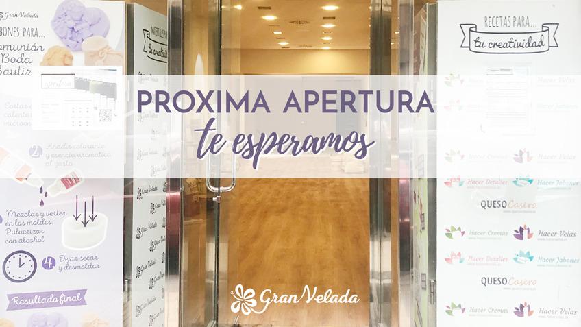 Gran Velada abre nueva tienda física en Zaragoza