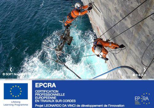 EPCRA: hacia una certificación europea para trabajos verticales