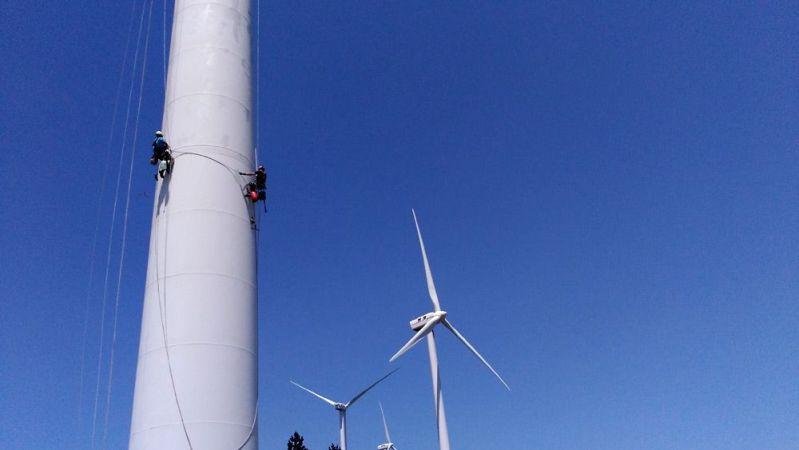 Wind turbine, Windpower