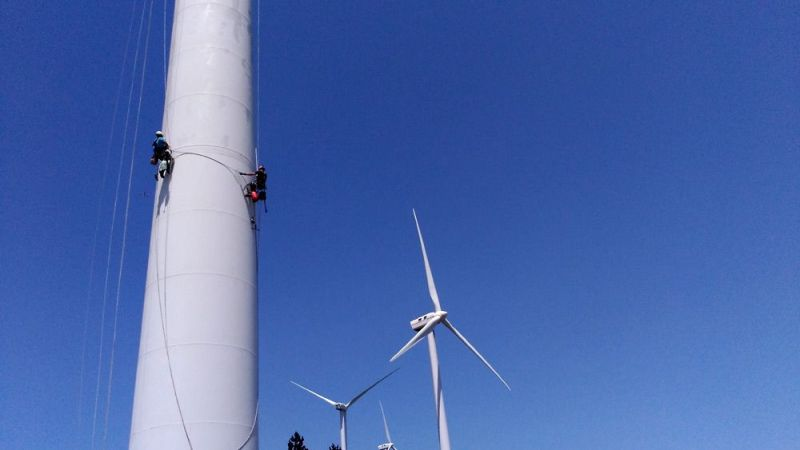 Wind turbine, Windpower