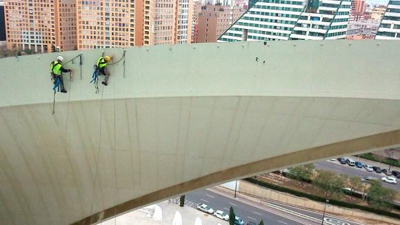 Escalada artificial, aid climbing