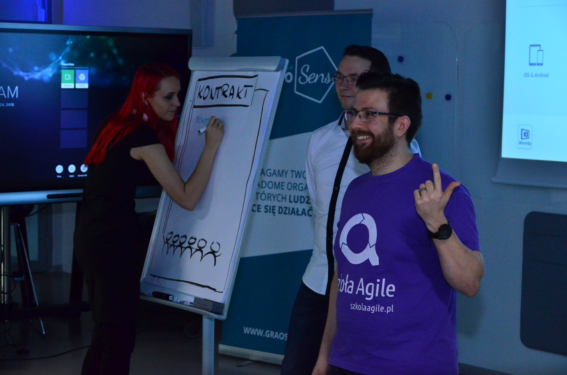 Let's be Agile! - 46762885 600331703750583 2355252824087986176 o