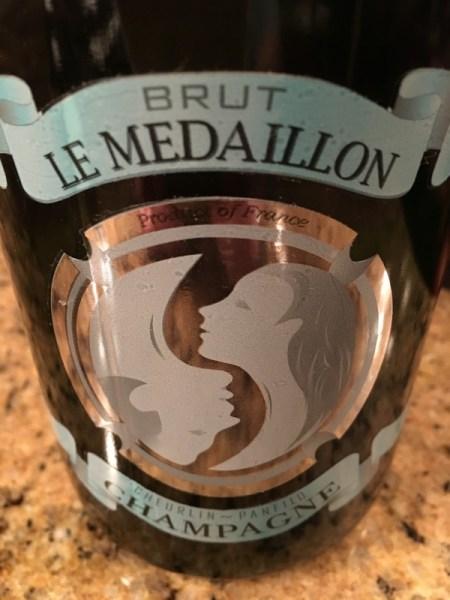 Le Medaillon Brut