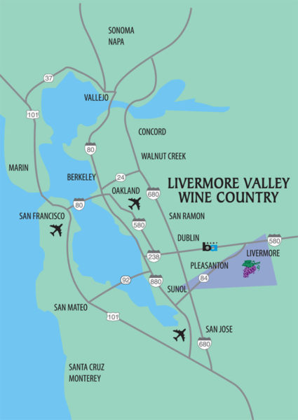 Livermore Valley Wine Country – A Side Trip Becomes a ...