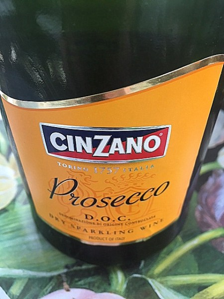 brunch prosecco bellini