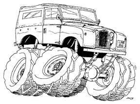 Military Land Rover Defender Wiring Diagram. Military