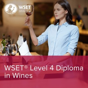 WSET Level 4
