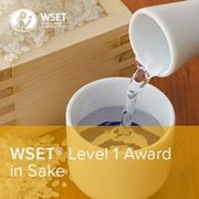 WSET Level 1 Sake Course