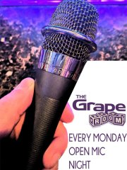 Open Mic Nite Hosted By:Morgan Pinkstone *Sign Ups 8p *No Cover *21+ to enter