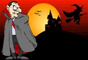 lege til halloweenfest