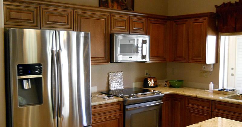 Kitchen Cabinet RefinishingRefacing Phoenix Arizona